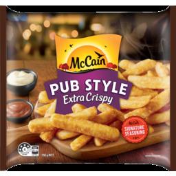 Photo of Mccain Pub Style Extra Crispy Fries 750g