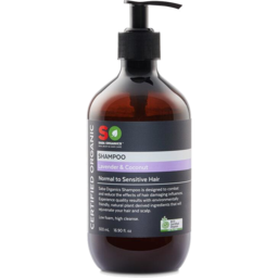 Photo of Saba Organics Shampoo - Lavender & Coconut