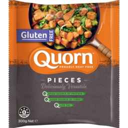 Photo of Quorn Meat Free Gluten Free Pieces 300g