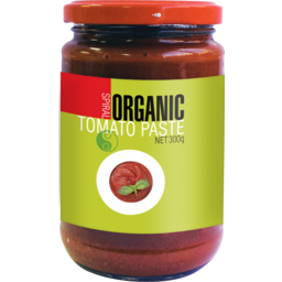 Photo of Spiral Foods Organic Tomato Paste