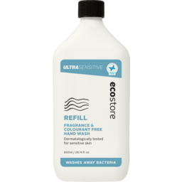 Photo of Ecostore H/Wash Refill Sensitive 850ml