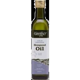 Photo of Plenty - Hempseed Oil - 375ml