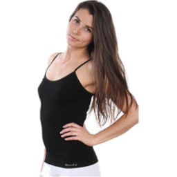 Photo of BOODY BAMBOO Bamboo Cami Top Blk L