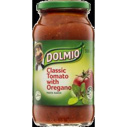 Photo of Dolmio Traditional Recipe Classic Tomato With Oregano Pasta Sauce 500g
