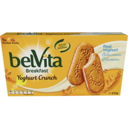 Photo of Belvita Yoghurt Crunch 253gm