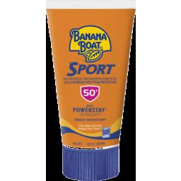Photo of Banana Boat Sport Spf50+ Sunscreen Lotion 40g