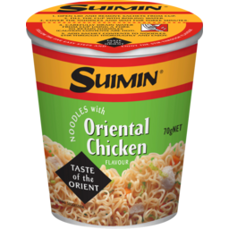 Photo of Suimin Cup Chicken Oriental 70g