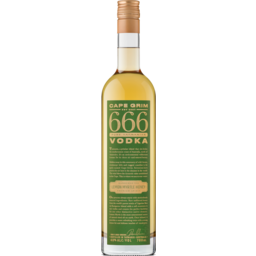 Photo of 666 Lemon Honey Vodka