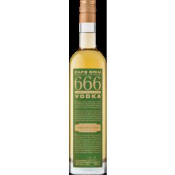 Photo of 666 Lemon Honey Vodka