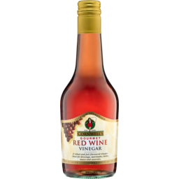 Photo of Cornwells Gourmet Red Wine Vinegar 500ml