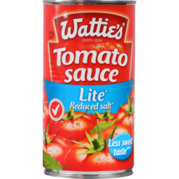Photo of Wattie's Sauce Refill Tomato Lite 560g
