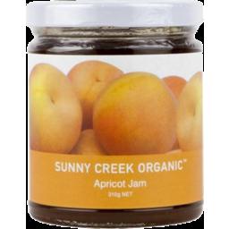 Photo of Sunny Creek Organic Apricot Jam