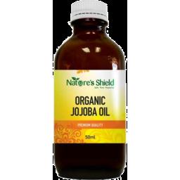 Photo of Nature's Shield Organic Jojoba Oil
