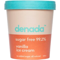 Photo of Denada Vanilla Ice Cream
