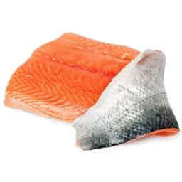 Photo of CONWAY ATLANTIC SALMON SKIN ON (2 FILLETS)