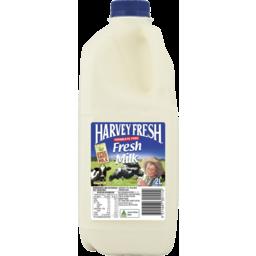 Photo of Harvey Fresh Milk Full Cream (2L)