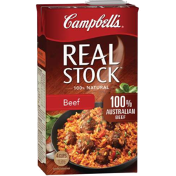 Photo of Campbells Real Stock Beef 1