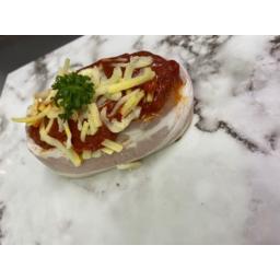 Photo of Chicken Mignon- Parmigiana