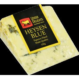 Photo of Udder Delights Heysen Blue 100g