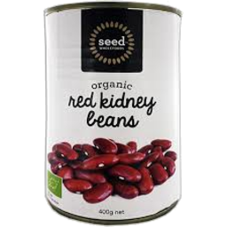 Photo of Seed - Red Kidney Bean - 400g