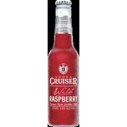 Photo of Vodka Cruiser Wild Raspberry Bottles
