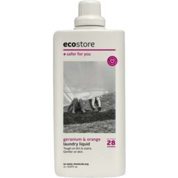 Photo of Eco Store Geranium Laundry Liq 1l