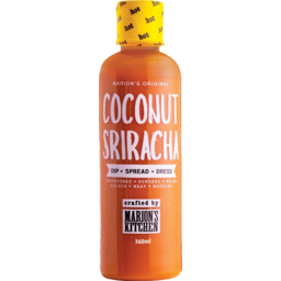 Photo of Marions Kitchen Coconut Siracha Sauce 360ml