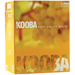 Photo of Kooba Soft Fruity White 4l