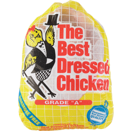 Photo of Best Dressed A Grade Whole Chicken Kg (Buy)