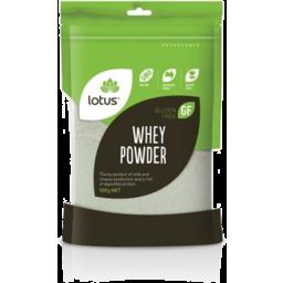 Photo of Lotus Whey Powder 500g