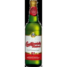 Photo of Budvar Bottle 6 Pack 330ml