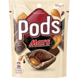Photo of Pouch Pods Mars 160g