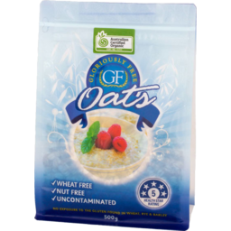 Photo of Gloriously Free Uncontaminated Organic Oats 500gm