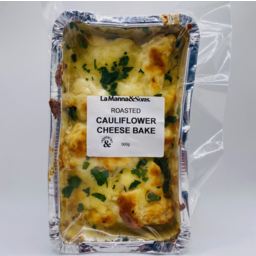 Photo of Lamanna&Sons Cauliflower Cheese Bake 600g