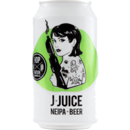 Photo of J-Juice New England Ipa Can