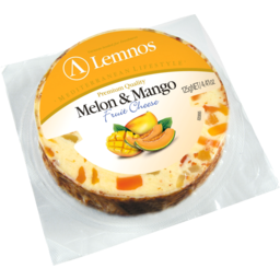 Photo of Lemnos Melon & Mango Fruit Cheese 125g