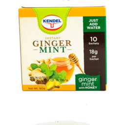 Photo of Kendel Ginger Tea With Honey