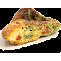 Photo of Vegetarian Frittata Slice
