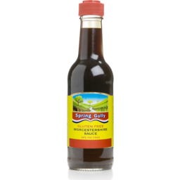 Photo of Spring Gully Gluten Free Worcestershire Sauce 250ml