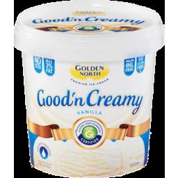 Photo of Golden North Good And Creamy Low Gi Vanilla 1.2lt