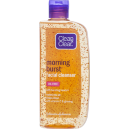 Photo of Clean & Clear Morning Burst Orange Facial Cleanser 240ml