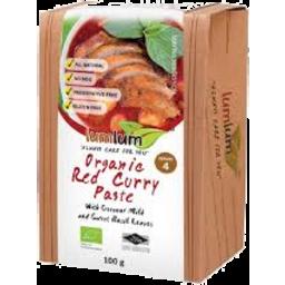 Photo of Lumlum - Red Curry Paste - 100g