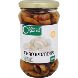 Photo of Absolute Organic Champignons 265gm