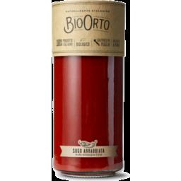 Photo of BioOrto Sugo Arrabbiata Organic 550g