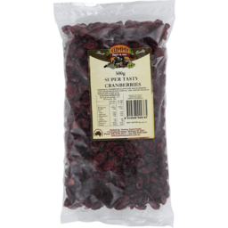 Photo of Yummy Dried Cranberries 500g