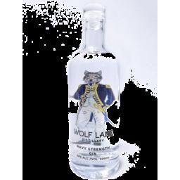 Photo of Wolf Lane Distillery Navy Strength Gin