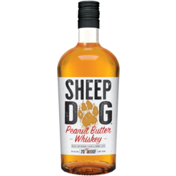 Photo of Sheep Dog Peanut Butter Whiskey