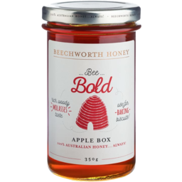 Photo of Beechworth Honey Apple Box 350g