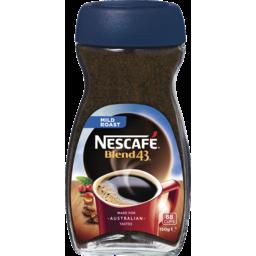 Photo of Nescafe Blend 43 Mild Roast 150g