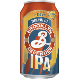 Photo of Brooklyn Defender Ipa Can